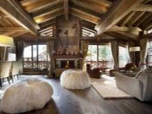 Дом в стиле шале   красивые проекты (+55 фото)