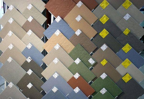 Размеры керамической плитки: стандартные и нестандартные параметры изделий
