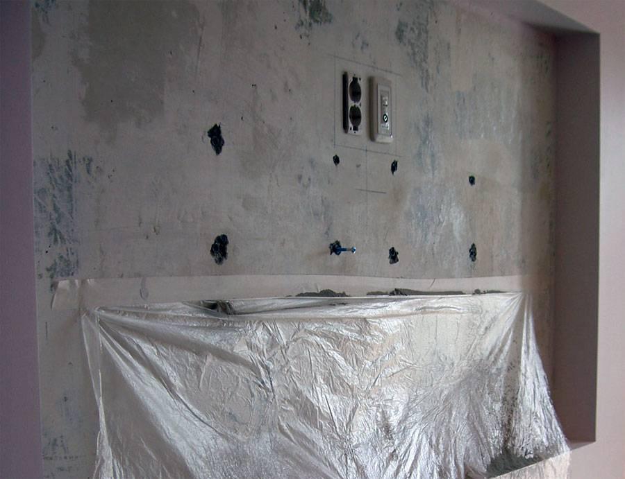 Как повесить телевизор на гипсокартонную стену надежно | папа мастер!