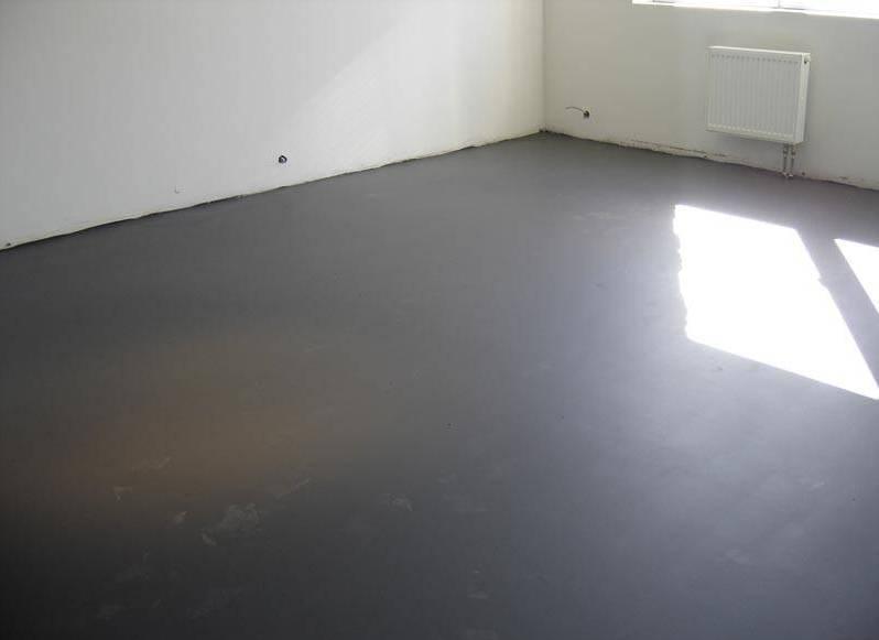 Что такое топпинг для бетонных полов?