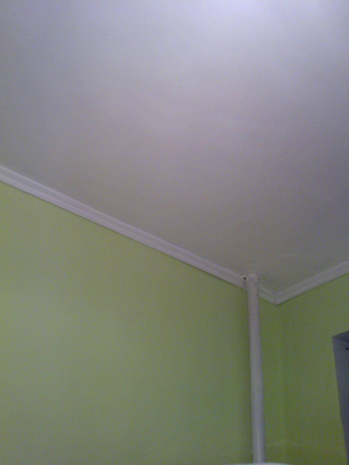 Пошаговая инструкция, как покрасить потолок - подготовка и нанесение краски
