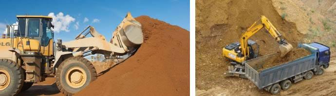 Какой песок использовать: виды и характеристики строительного песка