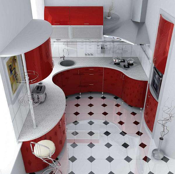 Перепланировка квартиры: объединение кухни и комнаты (30 реальных фото), с газовой плитой и без