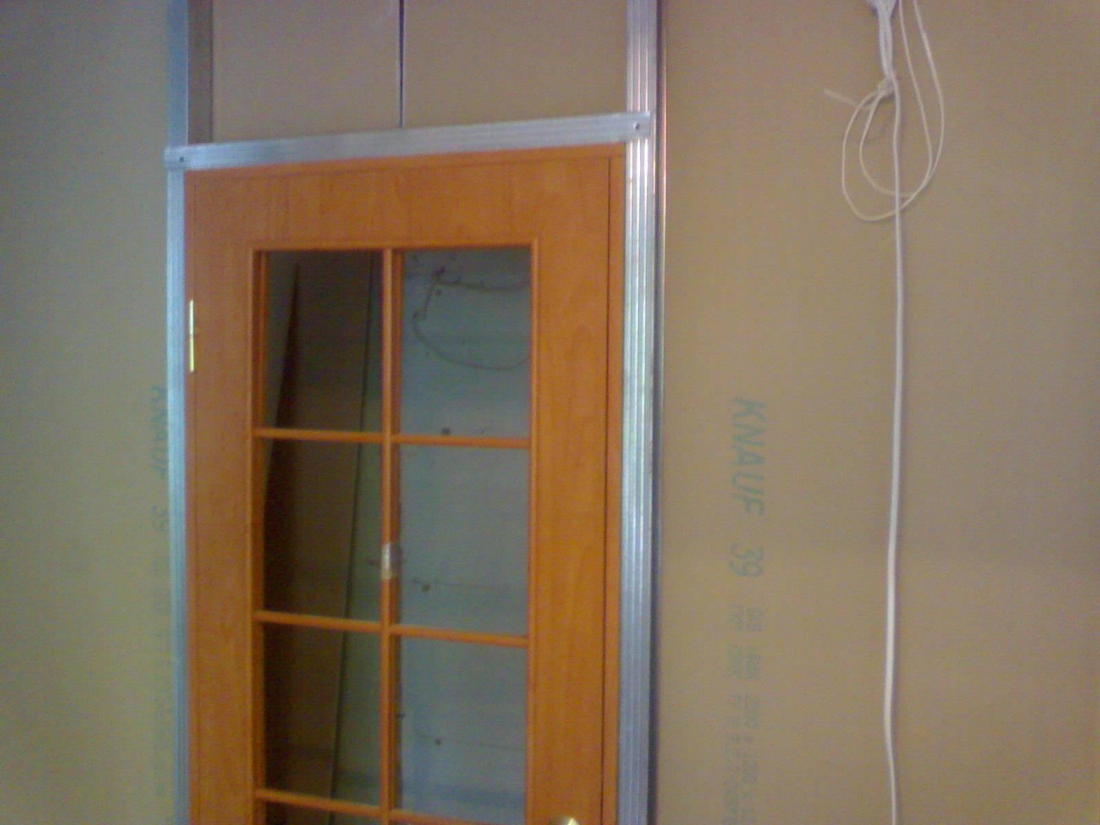 Установка дверной коробки межкомнатной двери, сборка своими руками