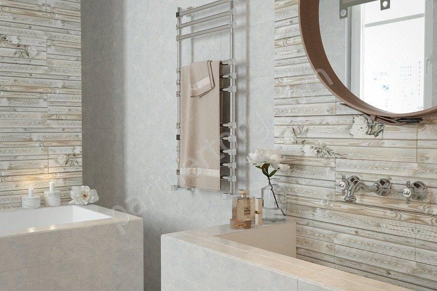 В дизайне ванной и 33 фото в интерьере с плиткой intercerama: объясняем основательно