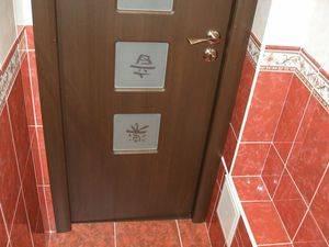Размеры дверей в ванную и туалет: стандартная и уникальная ширина и высота