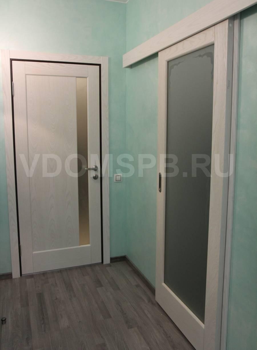 Как выбрать межкомнатные двери по цвету: советы, как правильно подобрать оттенок для интерьера квартиры