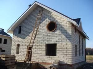 Как выбрать фундамент под дом из пеноблоков