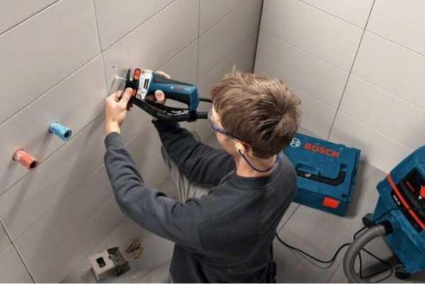Как сверлить кафельную плитку на стене: подробная инструкция и полезные советы