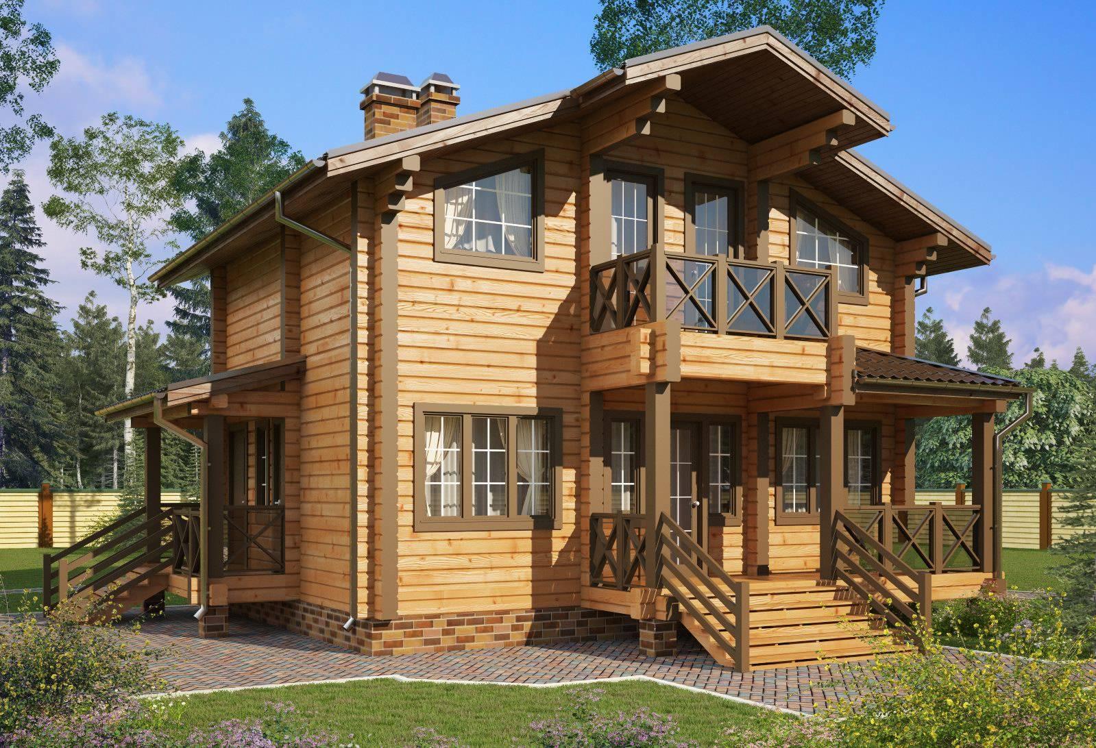 Дома из клееного бруса: плюсы и минусы по отзывам владельцев - строительство и отделка - полезные советы от специалистов