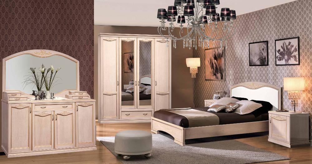 Белорусские спальные гарнитуры: обзор и нюансы выбора