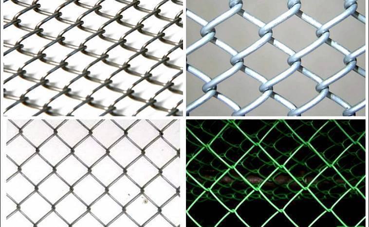 Забор из рабицы: 5 шагов установки без сварки | видео