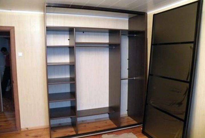 Шкаф из мебельных щитов своими руками: пошаговая инструкция