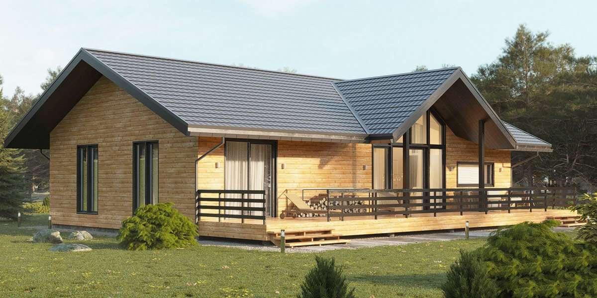 Второй свет в деревянных домах: особенности и проекты