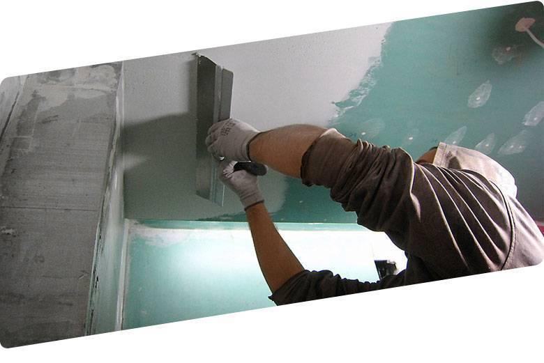 Качественная шпаклевка потолка своими руками: советы от профессионалов