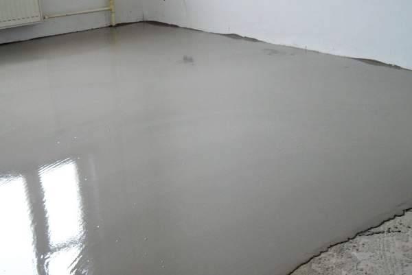 Ремонт трещин и выбоин в бетонных полах