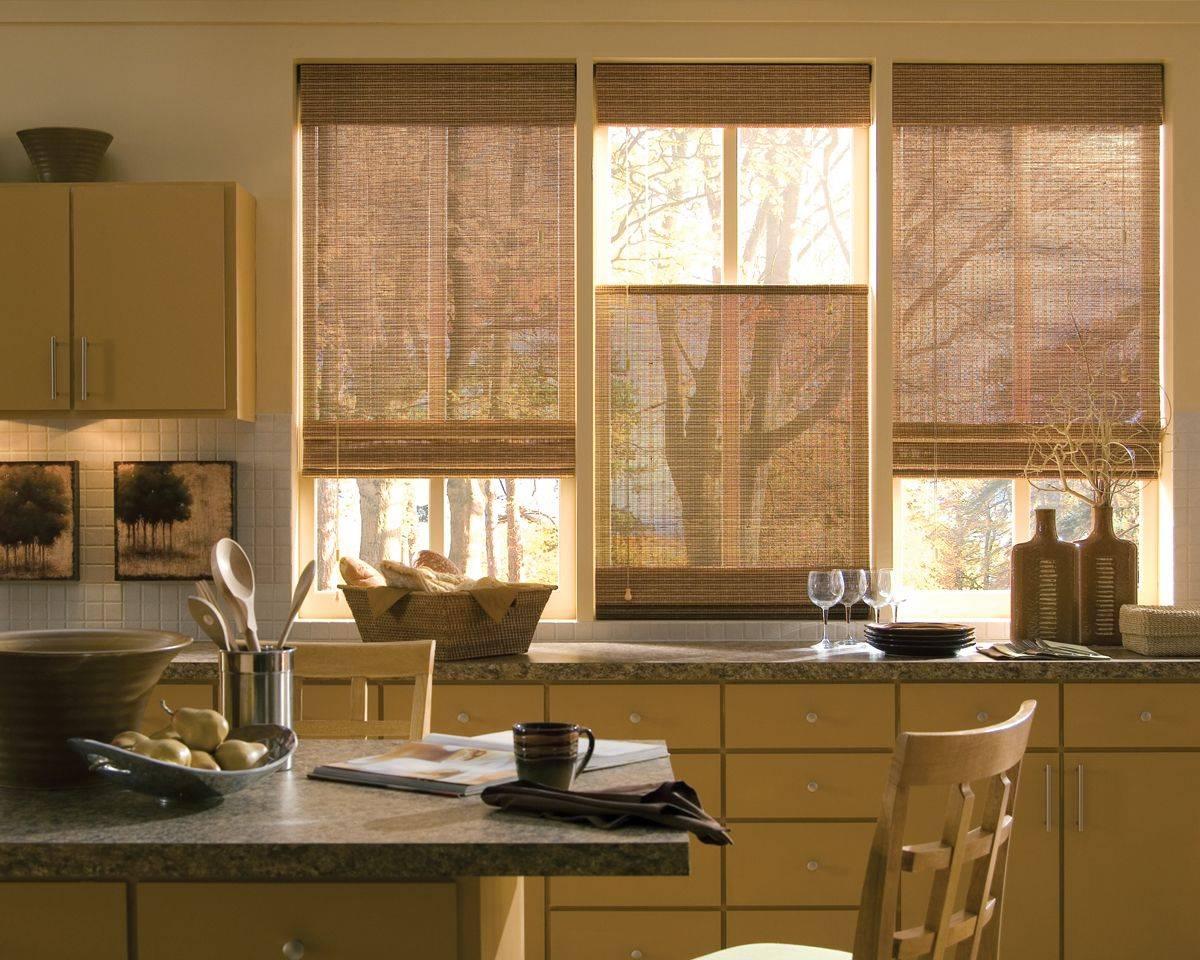 Дизайн кухни с окном: 75 оригинальных приёмов и стильных решений