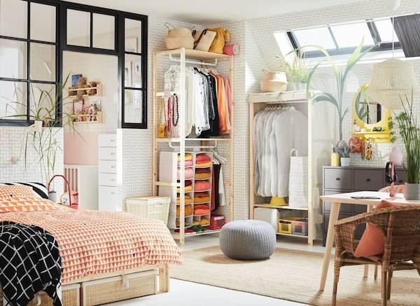 Сканди-настроение — интерьеры гостиной от икеа: как создать стильный дизайн при минимальных затратах?