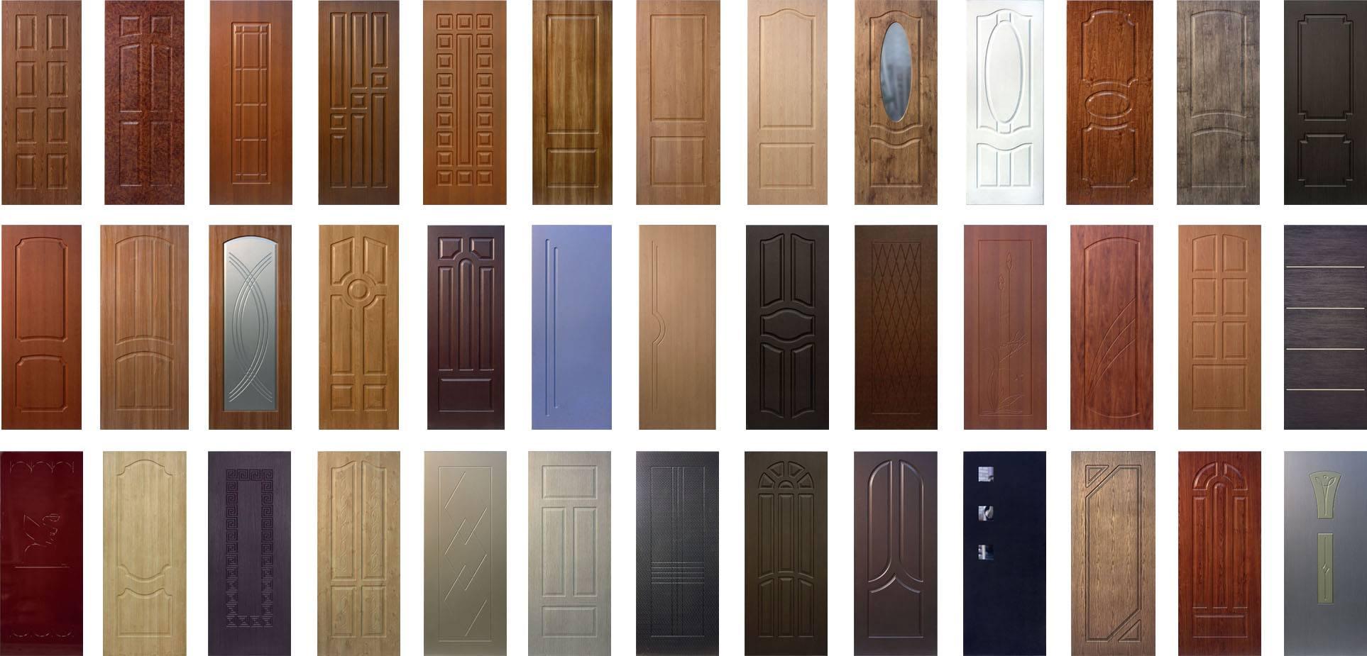 Накладка на входную дверь из мдф, дерева, фанеры, как установить их своими руками