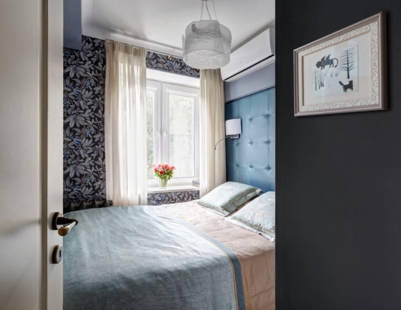 Какая должна быть площадь спальни в доме