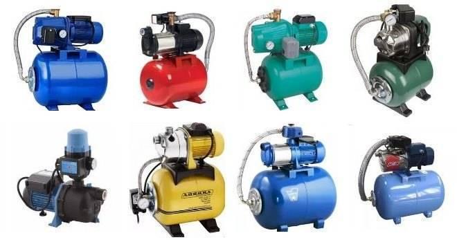 Как выбрать насосную станцию для водоснабжения частного дома?
