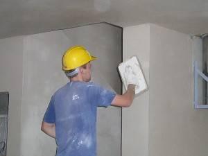 Стены под покраску: как правильно подготовить