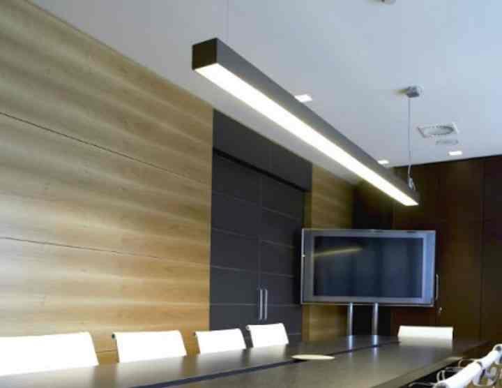 Линейное освещение дома – выбор светильников, схемы