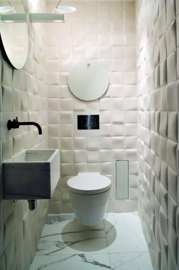Дизайн туалета 2021 –  все стильные идеи!