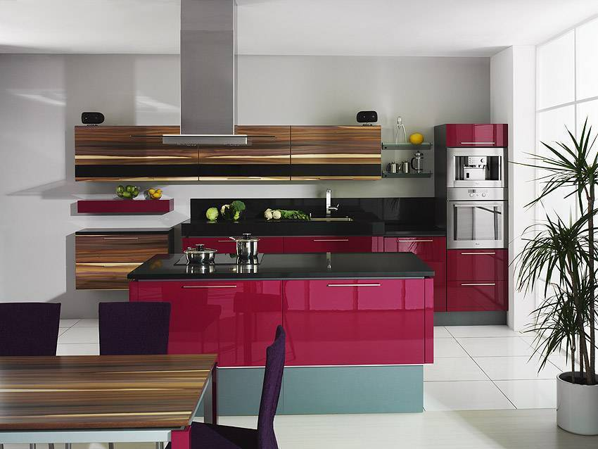 Как подобрать плитку на кухню - всё о керамической плитке