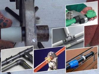 Пластиковые трубы для отопления - как выбрать? пайка, соединение и монтаж, диаметр