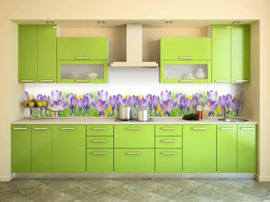 Виды пластиковой плитки, нюансы выбора пвх панелей на фартук, стены и пол кухни