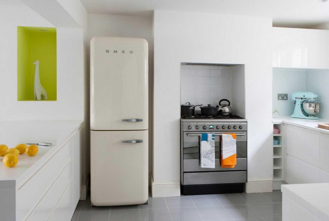Встраиваемый холодильник или отдельностоящий? что предпочесть?