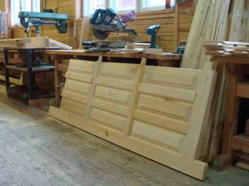 Деревянная дверь своими руками (35 фото): изготовление утепленной модели из массива дерева, пошаговая инструкция