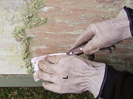 Как снять старую краску с деревянного пола: способы снятия и особенности очистки пола от краски
