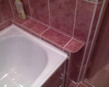 Как и чем можно заделать щель между ванной и стеной, варианты закрытия стыка