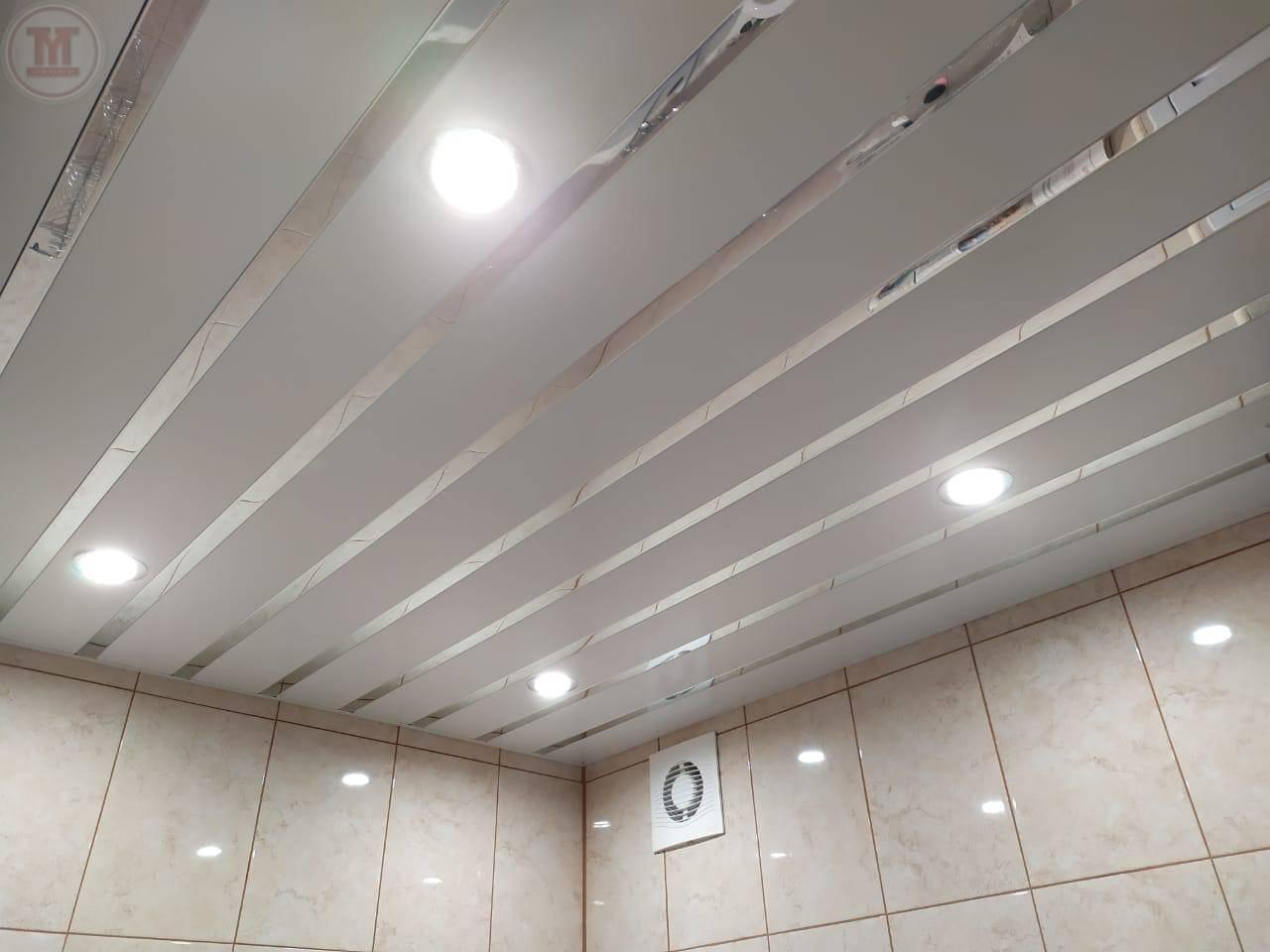 Какие бывают стеклянные потолки?