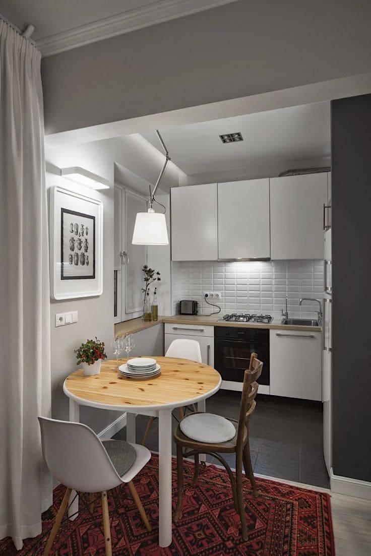 Дизайн кухни с окном – 5 супер-идей и 70 фото