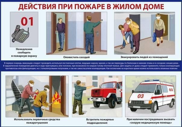 Что делать, если у вас Пожар в доме? Как защитить от возгорания и что делать если ваш дом уже сгорел: Пошагово