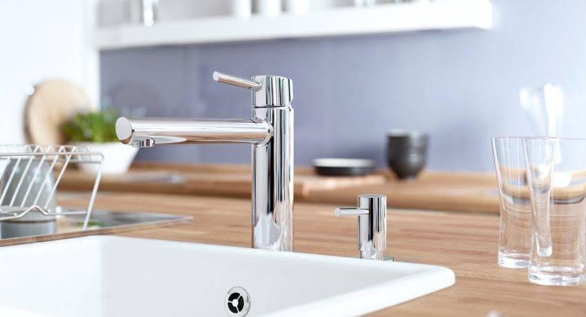 Кухонный смеситель с краном для питьевой воды: 2 в 1 с переключателем для кухни