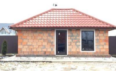 Баня из керамзитобетонных блоков (31 фото): плюсы и минусы, делаем проект и строим своими руками, пошаговая инструкция