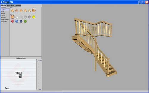 3d расчет лестницы с поворотом 180 градусов - онлайн калькулятор | perpendicular.pro