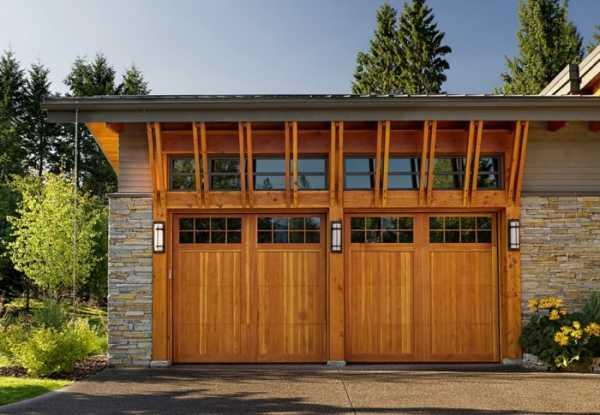Чертежи распашных ворот для гаража. как создать самостоятельно?