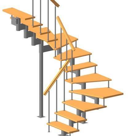 Как самостоятельно произвести онлайн расчет лестницы
