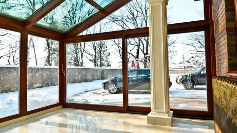 Как сделать панорамное остекление дома своими руками: Обзор +Плюсы и минусы
