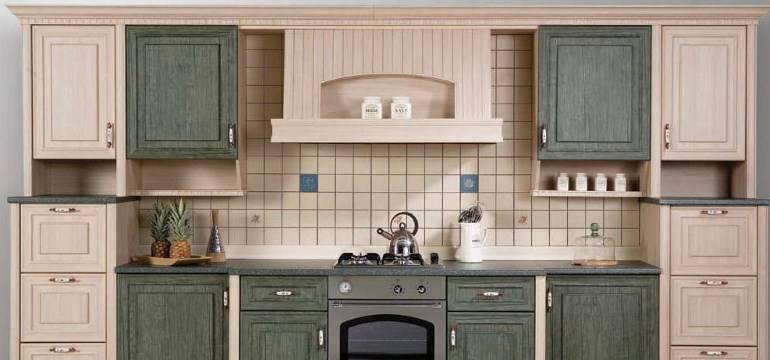 3 простых, доступных и дешевых способа преобразить старую мебель на кухне