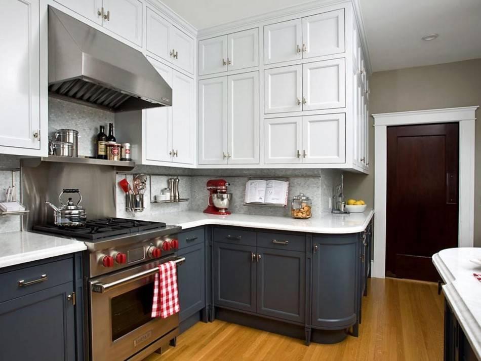 Дизайн кухни площадью 11 кв. м