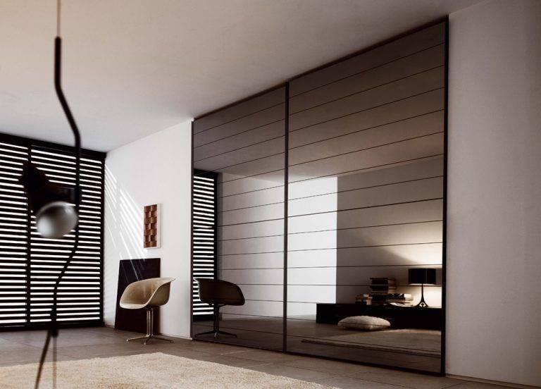 Двери купе для зонирования комнаты, топ 5 советов дизайнеров.