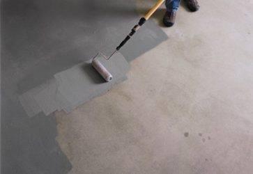 Краска для бетонных полов износоустойчивая