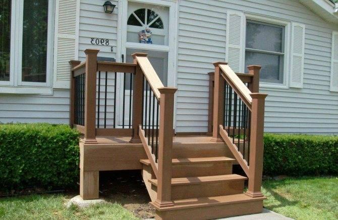 Практичная деревянная лестница для дома: как смастерить собственноручно
