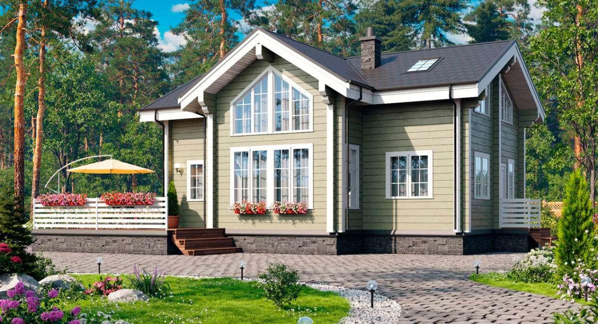 Что такое второй свет: проекты домов со вторым светом